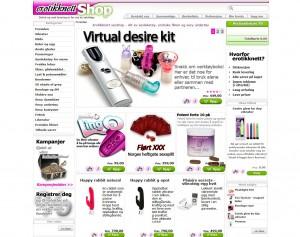 Erotikknett Nettbutikk