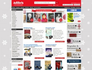 Adlibris nettbutikk