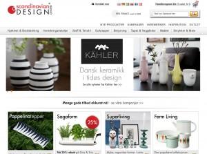Scandinaviandesigncenter_nettbutikk