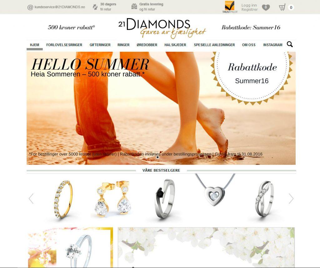 21diamonds.com