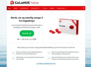 calanushelse-nettbutikk