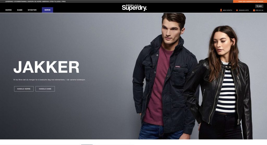 http://superdrystore.no