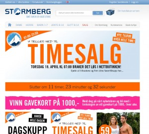 Stormberg Nettbutikk