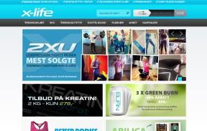 X-Life Nettbutikk