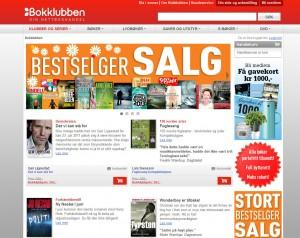 Bokklubben Nettbutikk