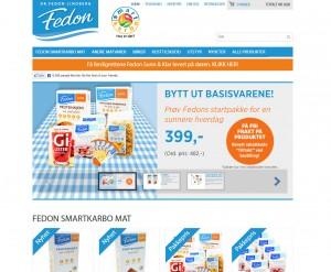 Fedon Nettbutikk