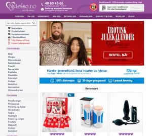 Nytelse nettbutikk